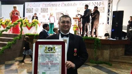 premio-15 A Associação Brasileira de Liderança homenageia nosso diretor Reginaldo Filho com o Prêmio Excelência e Qualidade do Brasil 2016