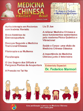 Revista Medicina Chinesa Brasil – 18 ° Edição